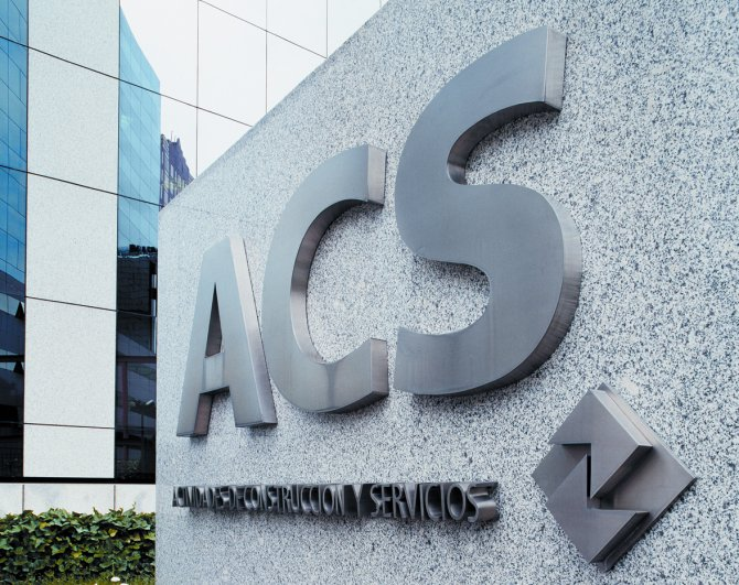 ACS se adjudica dos contratos en Indonesia por 96 millones