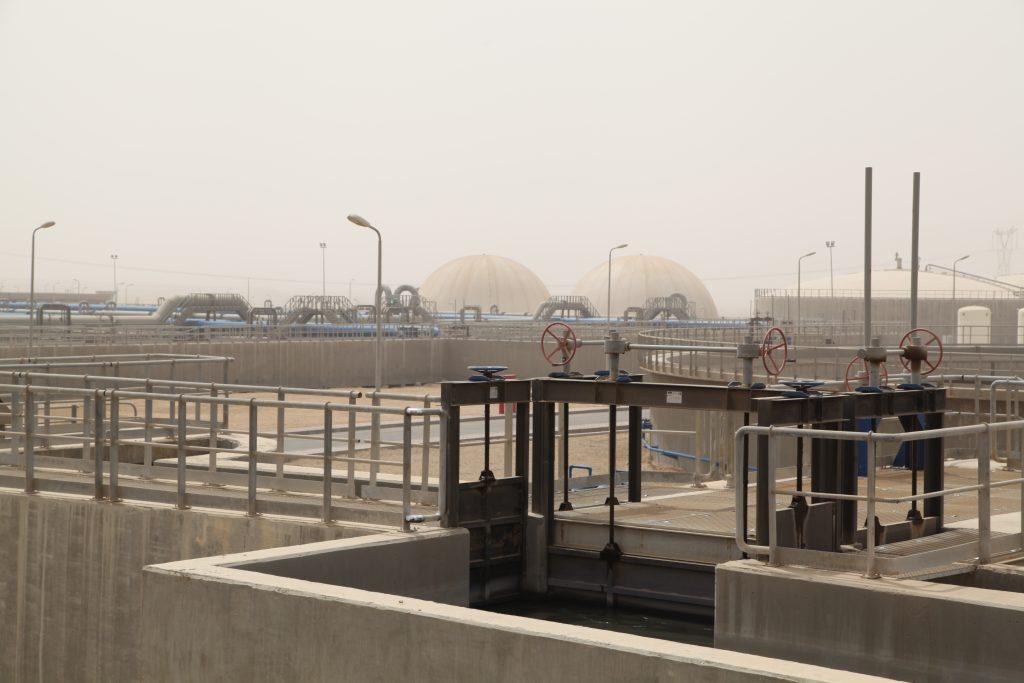 Proyecto de FCC Aqualia en Egipto es reconocido por la ONU como referencia internacional para el sector de gestión del agua