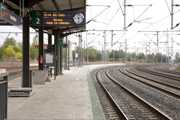 Adif realizará mejoras en 33 estaciones en Andalucía