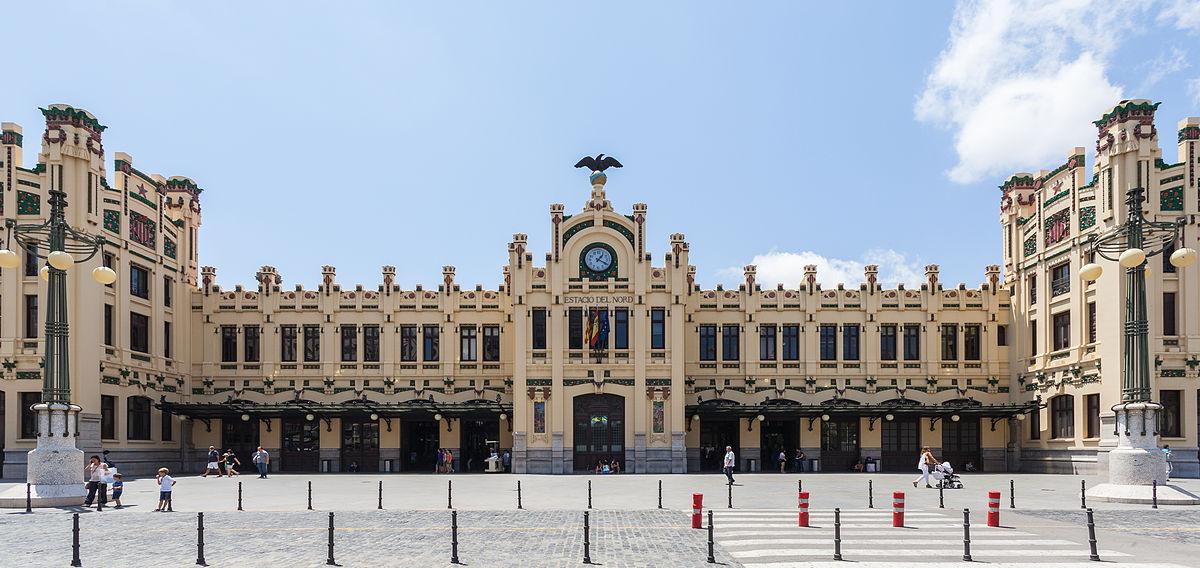 Adif anuncia obras de renovación de la Estación del Norte de Valencia entre 2019 y 2022
