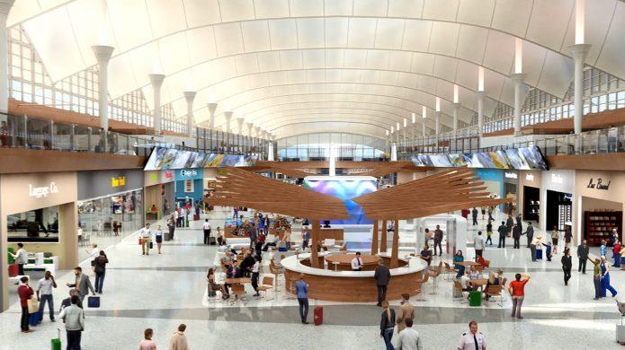 Ferrovial remodelará la terminal principal del Aeropuerto de Denver