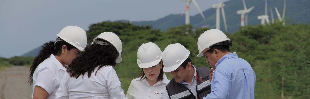 Acciona fortalece su presencia en México con la construcción de una red eléctrica