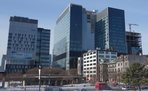 OHL culmina la primera fase del Centro Hospitalario de la Universidad de Montreal en Canadá
