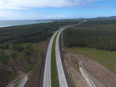 OHL concluye un tramo de su proyecto en una de las autopistas más importantes de Australia
