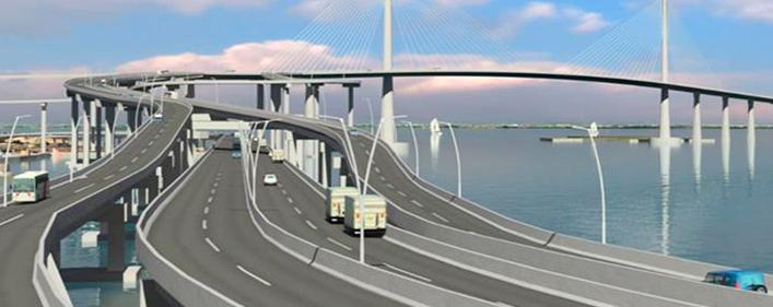 Acciona construirá un nuevo puente entre Cebú y Córdoba, en Filipinas