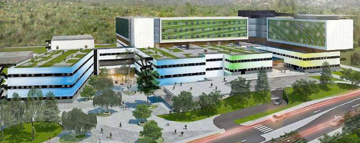 Acciona construirá el Hospital Marga Marga en Valparaíso, Chile