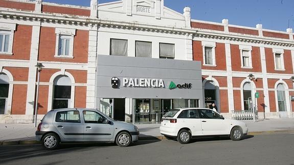 Adif finaliza los trabajos de mejora en la estación de Palencia
