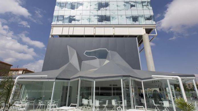 Ferrovial Agroman inaugura el Hospital CMV-Caridad en Cartagena (Murcia)